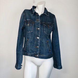 J Crew cool versatile denim jean jacket